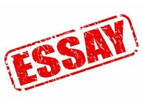 Assignment / Dissertation /Essay / Coursework / PhD Thesis / Proposal / Tuition / Tutor Writing Help