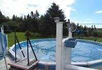 "24"" Above Ground Pool"