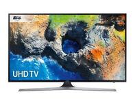 "Samsung UE55MU6100 55"" Smart 4K Ultra HD Flat Screen TV"