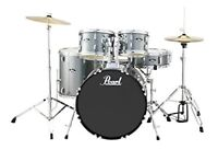 DRUMMER looking for ENGLISH speaking, West Island musicians