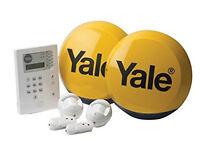 Yale wireless premium alarm sytem