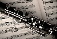 Clarinet Lessons in Steinbach area