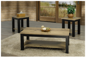 3 PACK COFFEE TABLE SET