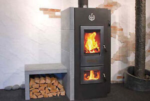 Walltherm Hydronic Wood Stove