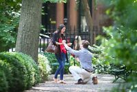 Paparazzi proposal photography