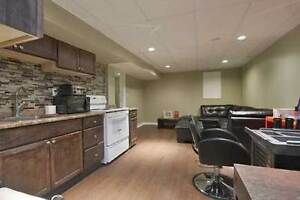 Beautiful finished basement with den for rent in Milton