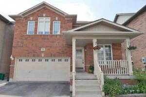5 BEDROOMS DETACHED HOUSE FOR RENT(BASEMENT INCLUDED)
