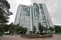 2 bedroom condo near Eglinton and Hurontario