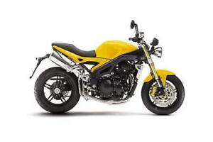Awesome Triumph Speed Triple 1050 - REDUCED FROM $5300!!