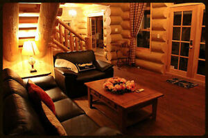 chalets a louer / chalets to rent