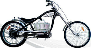CHOPPER EBIKE 500 WATTS