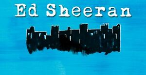 Ed Sheeran in Quebec City ~  2 Tickets for Bus Trip with Hotel