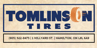 Tomlinson Tires - Installer + Warehouse Person Wanted