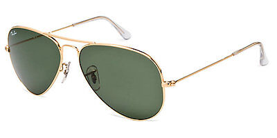 Ray-Ban Sunglasses - Your choice in color, size and style: Wayfarers or Aviators
