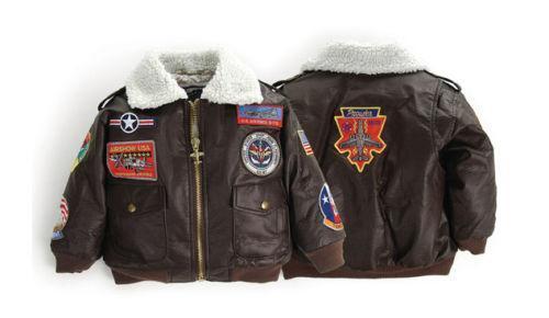 Leather Jacket For Toddler Boy