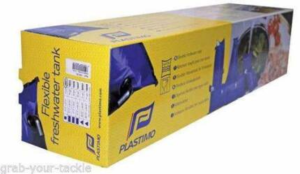 BNIB Plastimo Flexible Rectangular Drinking Water Tank 100L