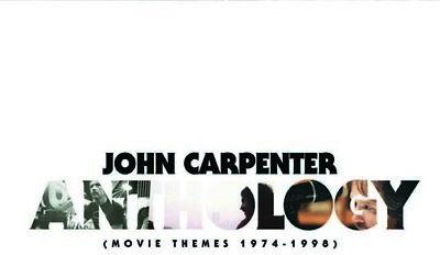 John Carpenter   John Carpenter  Anthology  Movie Themes 1974 1998   New Cd