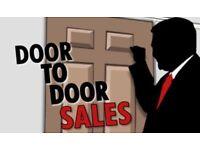 Door to Door Gas and Electric sales earn up £1000+ A Week