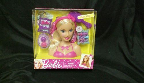 Barbie Styling Head EBay - Barbie hairstyle design game