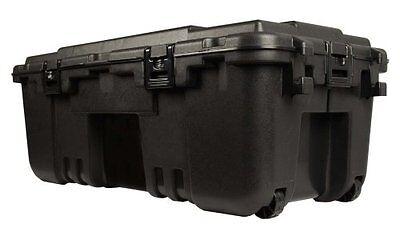 Large Wheeled Weatherproof Portable Storage Trunk Footlocker ...