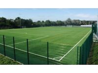 Play friendly/casual 5-8 a side football in Edgware/Mill Hill on Saturday morning.