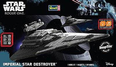 REVELL Monogram Star Wars Imperial Star Destroyer Plastic Model Kit 1638
