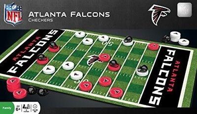 MasterPieces Atlanta Falcons Checkers