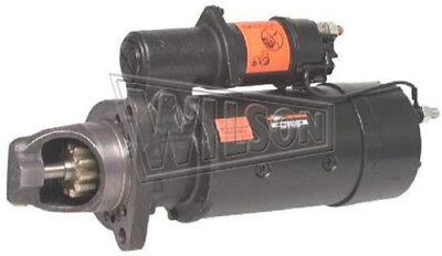 Starter Motor WILSON AUTO ELECTRIC 91-01-4166 Reman