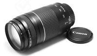 Objectif  EF 75-300mm III   ..Neuf dans sa boite..      Canon
