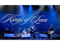 Kings of Leon Tickets 6 in total 145 each