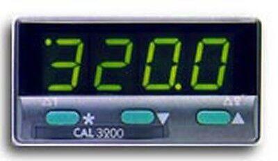 New Cal Controls Cal3200 Temp Controller 90-264v Full Factory Warranty 320000