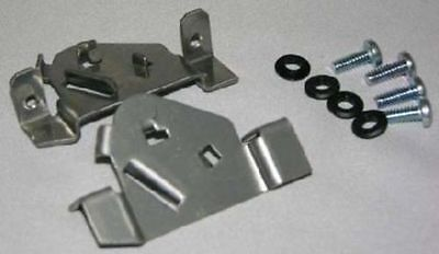 Atwood Rv Cooktop Stove - Atwood 51031 Wedgewood RV Range Stove Cooktop Bi-fold Cover Hinge Kit