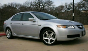 2004 Acura TL 3.2L V6 With Navigation New Summer + Winter Tires