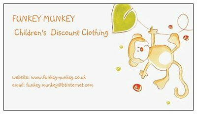 Funkey Munkey Childrens Clothes