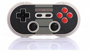 (LIKE NEW) 8Bitdo NES30 Pro Bluetooth Gamepad Controller