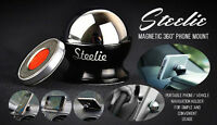Steelie Clone 360 Magnetic Ball Mount Cell Phone, GPS, etc