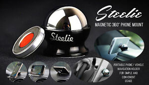 Steelie Clone Magnetic Mount Cell Phone, GPS, Car, Auto, ATV