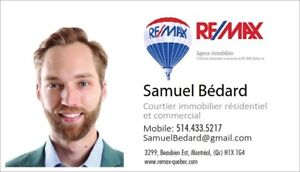 Montreal - Recherche Duplex, Triplex, Quadruplex. Multi-Logments