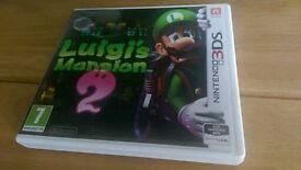 Luigi's Mansion 2: Dark Moon 3DS