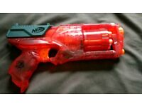 Modified Nerf Sonic Fire Strongarm