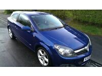Vauxhall Astra SRi For sale, with Android Auto, Alloy wheels, new Clutch and Gearbox
