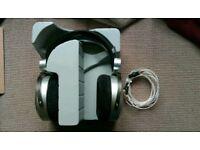 Hifiman HE-300 headphones, highly rated