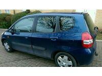 Honda Jazz (2002) Auto- Repair or spare