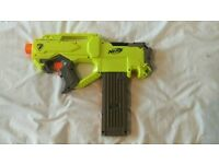 Nerf N-Strike Elite Rayven gun