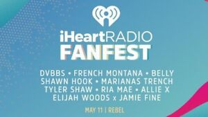I heart radio fan fest tickets