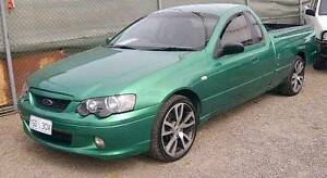 2003 Ford Falcon Ute Mitchell Gungahlin Area Preview