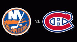 2 tickets ilanders vs montreal 23 feb(eat free)