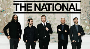 Billets The National tickets at Metropolis