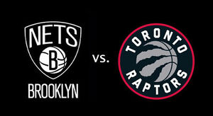 Brooklyn Nets vs Toronto Raptors