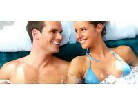 PARTY TIME HOT TUB HIRE CANADIAN SPAS FROM JUST £120 FOR 4 NIGHTS FREE DELIVERY AND SET UP, BOOK NOW
